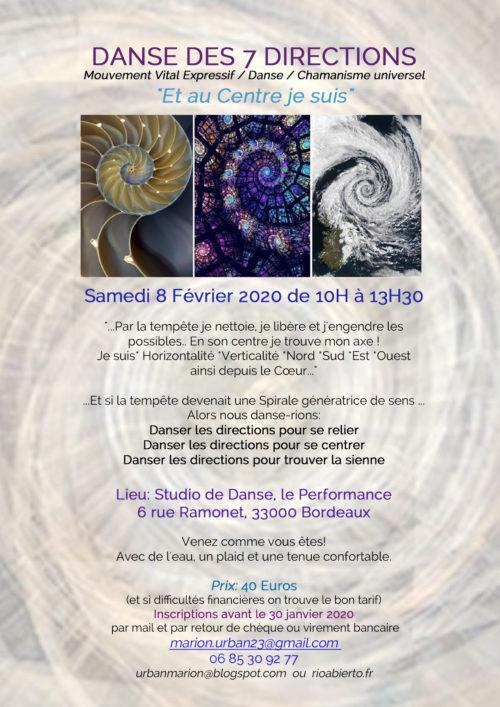 BORDEAUX (Gironde) - ATELIER 8 FÉVRIER 2020